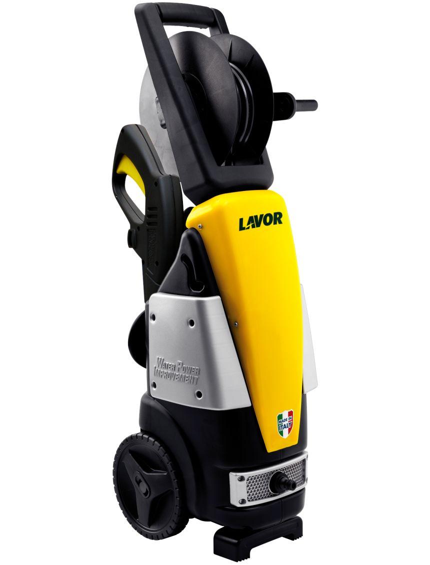 Idropulitrice domestica LAVOR RAPTOR 21 ad acqua fredda da 2100W, per sturare scarichi occlusi, lavare ampie recinzioni e marciapiedi, o mobili da giardino, biciclette, moto e auto