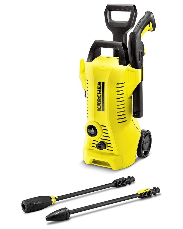 Idropulitrice KÄRCHER K 2 Full Control ad acqua fredda per il giardino, il terrazzo o la pulizia dell'auto