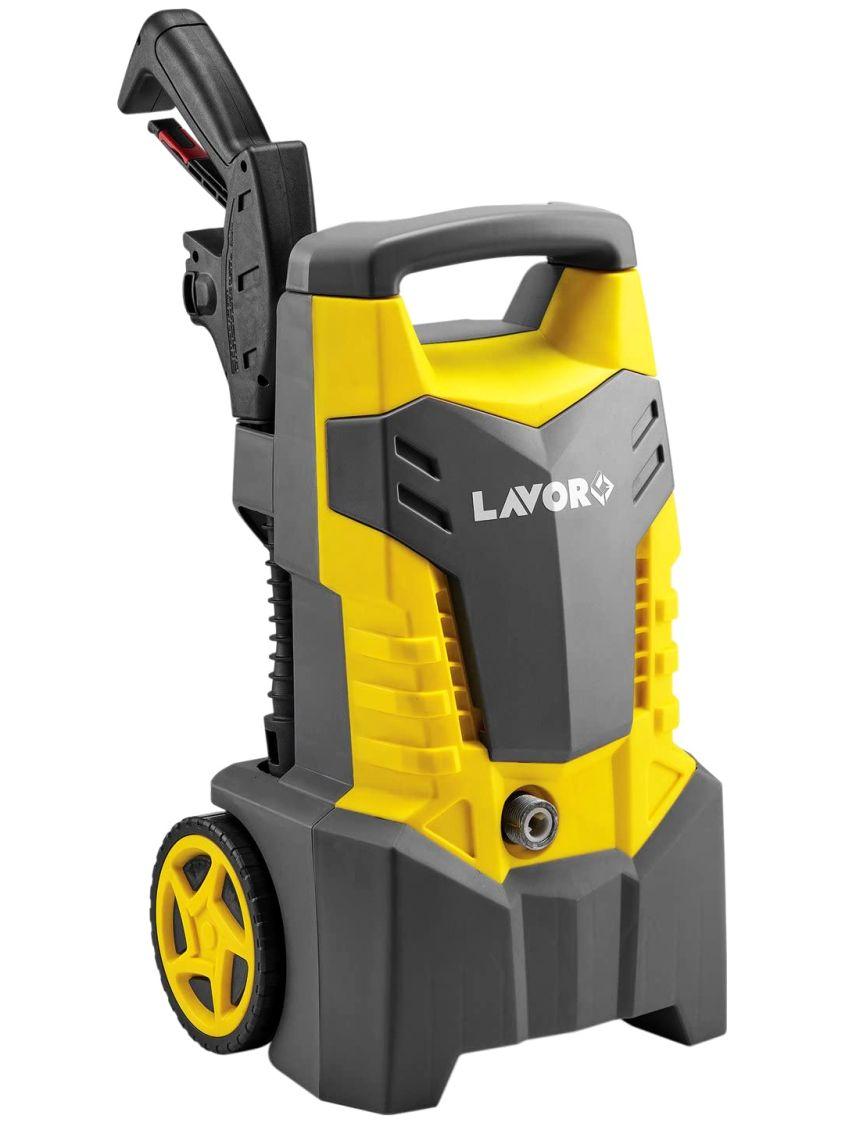 Idropulitrice LAVOR FURY 110 ad acqua fredda per la casa, leggera e compatta, per pulire mobili e attrezzi da giardino, biciclette, moto e auto