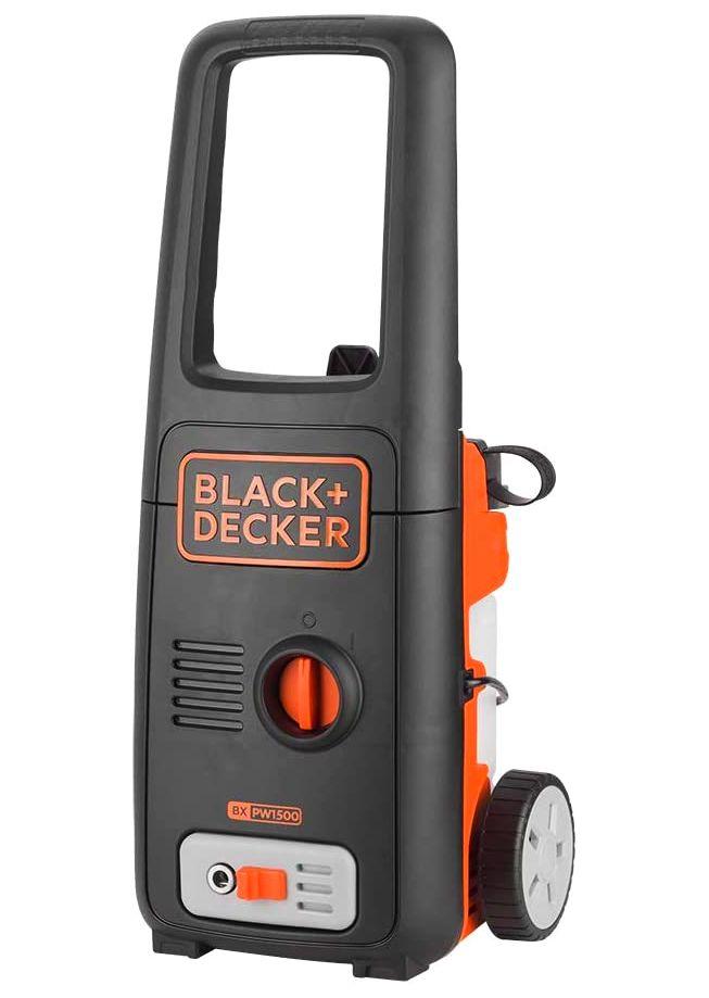 Migliore idropulitrice professionale BLACK + DECKER per pulire i mobili da giardino, lavare l'auto, la moto e i pavimenti, prezzi bassi e sconti fino al 70%