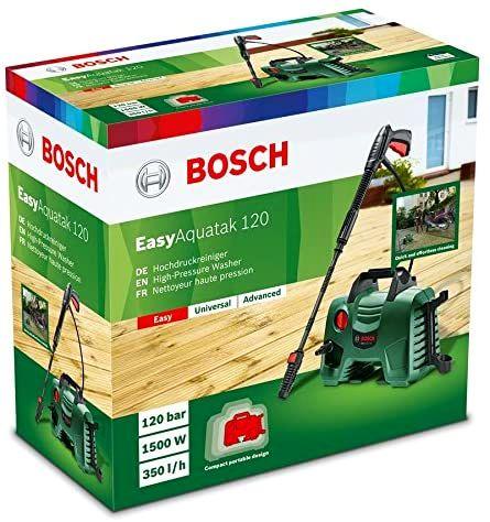 Migliore idropulitrice professionale BOSCH Aquatak 120 140, per pulire il giardino, lavare l'auto, la moto e i pavimenti, prezzi bassi e sconti fino al 70%
