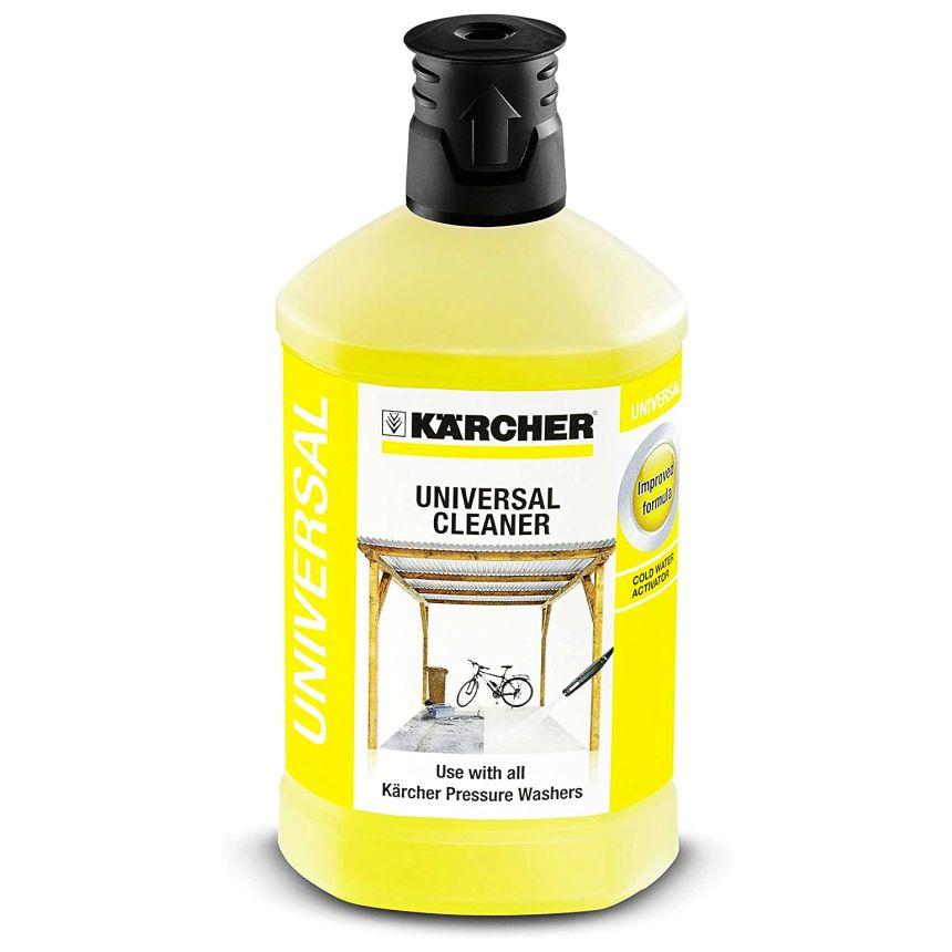 Migliori detergenti universali per idropulitrici professionali e da casa Kärcher, Lavor, Bosch, Hopekings, Black + Decker, a prezzi bassi, sconti fino al 70%